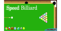Billiard speed