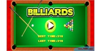 Billiards html5 game android capx admob