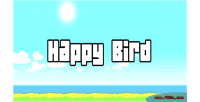 Bird happy construct template game 2