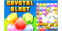 Blast crystal 3 match html5