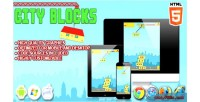 Blocks city html5 game
