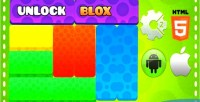 Blox unlock html5 mobile capx game
