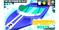 Boats speedy html5 capx game
