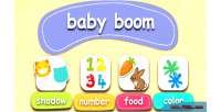 Boom baby educational game s children