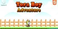 Boy tora adventure