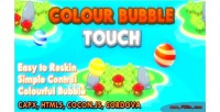 Bubble colour touch