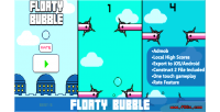 Bubble floaty game mobile html5