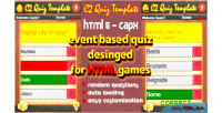 C2 quiz starter template games html for
