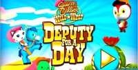 Callie sheriff deputy for day a game kids html5
