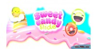 Candy sweet slide game ios android