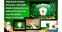 Cards memory html5 game mobile vesion admob construct capx 2 cards