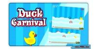 Carnival duck