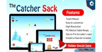 Catcher the game html5 sack