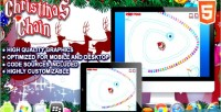 Chain christmas zuma game html5 clone