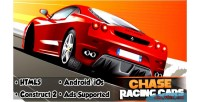 Chase racing cars html5 capx android