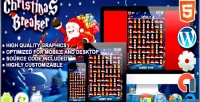 Christmas breaker html5 construct game 3 match