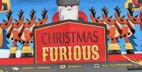 Christmas game furious