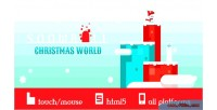 Christmas snowball world