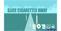 Cigarettes slice game html5 away