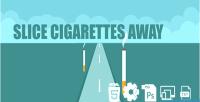 Cigarettes slice game html5 away