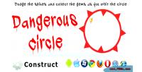 Circle dangerous