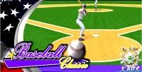 Classic baseball game sport