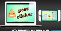 Clicker poop capx game html5