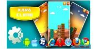 Climb kara html5 game
