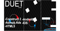 Clone html5 android ios admob game mobile clone