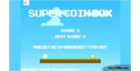 Coin super game html5 box