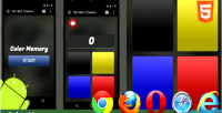 Color html5 memory