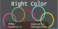 Color right html5 construct game capx 2