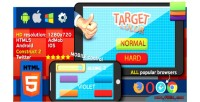 Color target capx html5