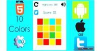 Colors 10 capx html5