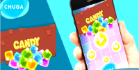 Construct2 candy game