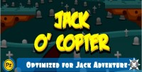 Copter jack android html5 & ios