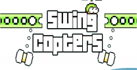 Copters swing
