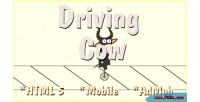 Cow driving