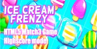 Cream ice frenzy