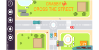 Cross crabby the street