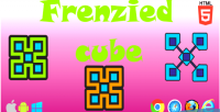 Cube frenzied