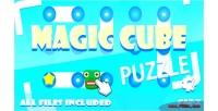 Cube magic puzzle game html capx