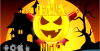 Dark night html5 halloween game construct2 ads cocoon capx
