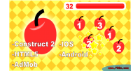 Dash apple game mobile html5