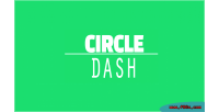 Dash circle html5 game js