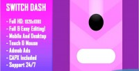 Dash switch html5 game version mobile construct capx 2