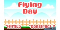 Day flying html5 capx game
