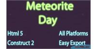 Day meteorite