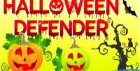Defender halloween