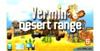 Desert vermin range